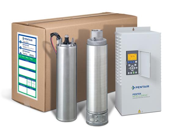 Pentair Pressure System